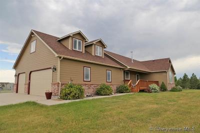 Cheyenne Single Family Home For Sale: 8223 Firethorn Ln