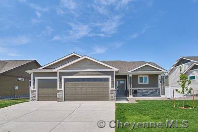 Cheyenne Single Family Home For Sale: 3815 Thomas Rd