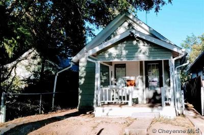 Single Family Home For Sale: 3117 Dillon Ave