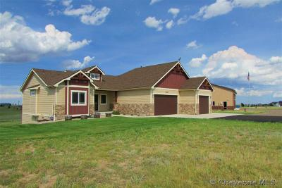 Cheyenne Single Family Home For Sale: 6638 Crested Butte