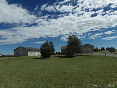 Cheyenne Single Family Home For Sale: 5755 Troyer Dr