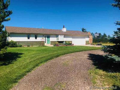 Cheyenne Single Family Home For Sale: 8112 Surrey Rd