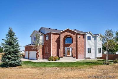Cheyenne Single Family Home For Sale: 4805 Blazing Star Rd