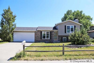 Cheyenne  Single Family Home For Sale: 4115 Rogers Ave