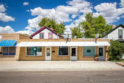 Cheyenne Commercial For Sale: 1919 House Ave