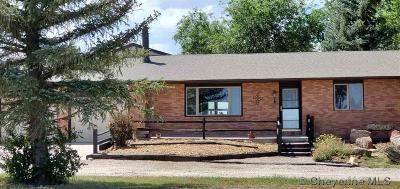 Cheyenne Single Family Home For Sale: 1190 Carpenter Pl