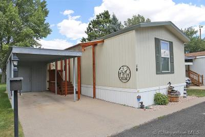 Mobile Home For Sale: 3901 Ridge Rd #10