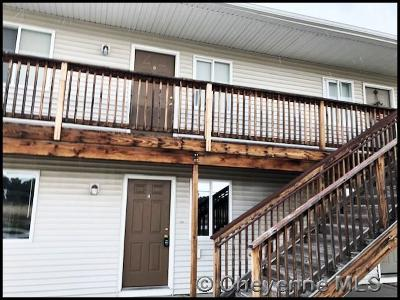 Cheyenne Multi Family Home For Sale: 623 W 2nd St