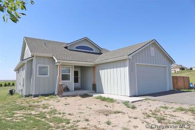 Cheyenne Single Family Home For Sale: 3553 Stampede Ranch Rd