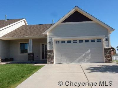 Cheyenne Condo/Townhouse For Sale: 1010 Spirit Ln