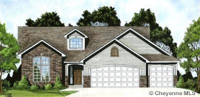 Cheyenne Single Family Home Temp Active: 3334 Berthel Rd