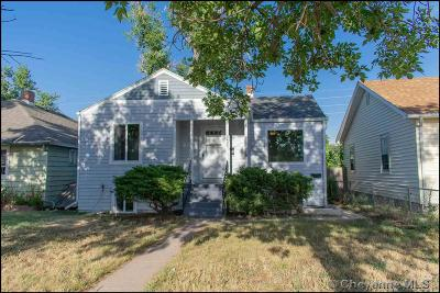 Cheyenne Multi Family Home For Sale: 3403 Hynds Blvd
