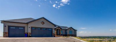 Cheyenne WY Single Family Home Temp Active: $1,750,000
