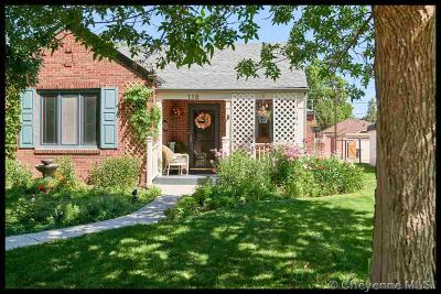 Cheyenne WY Single Family Home Temp Active: $399,900