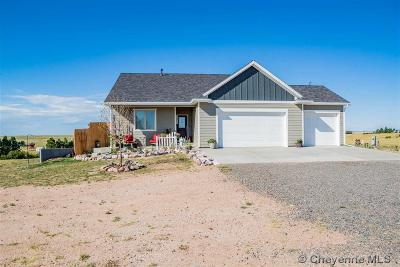 Cheyenne WY Single Family Home Temp Active: $489,000