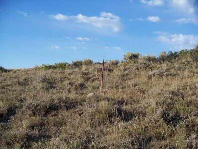 Kemmerer Residential Lots & Land For Sale: S 1/2 Lot 9 Unit B Commissary Ridge(Ranch)