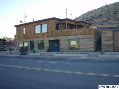 Dubois WY Commercial For Sale: $179,000