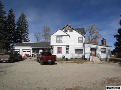 Buffalo Single Family Home For Sale: 950 N Main