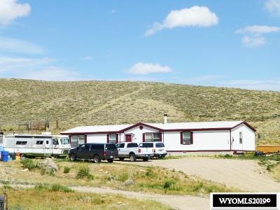 Kemmerer Single Family Home For Sale: 156 Elm