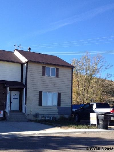 Kemmerer Single Family Home For Sale: 1127 D Ninth West