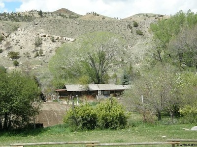 Dubois WY Farm & Ranch For Sale: $650,000