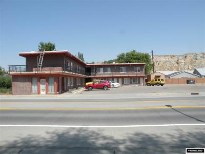 Rock Springs Commercial For Sale: 1411 9th