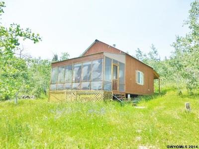 Kemmerer Single Family Home For Sale: 29 Elk Run