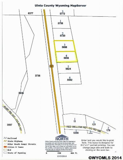 Bear River Residential Lots & Land For Sale: 5688 & 5656 Highway 89 N.