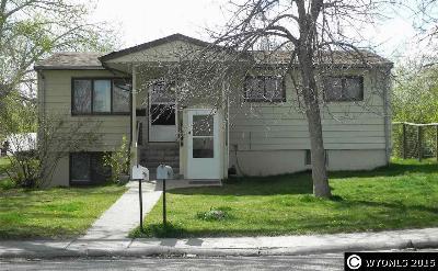 Buffalo Multi Family Home For Sale: 1002 N Burritt