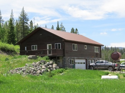 Fremont County Single Family Home For Sale: 3945 Highway 26