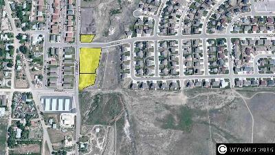 Casper Residential Lots & Land For Sale: Falcon Crest #4 Lot Tr B & C And Falcon Crest #3 Lot Tr B