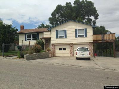 Buffalo Single Family Home For Sale: 614 Sesame