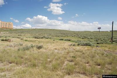 Evanston Residential Lots & Land For Sale: Wasatch Road
