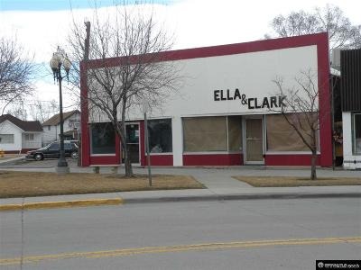 Rock Springs Commercial For Sale: 756 & 758 Pilot Butte