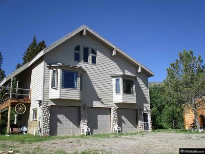 Dubois,  Kinnear,  Crowheart, Pavillion Single Family Home For Sale: 4 Porcupine