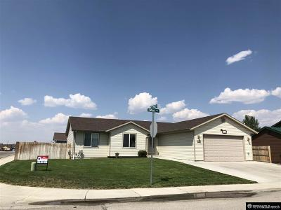Bar Nunn Single Family Home For Sale: 2028 Omaha Trail