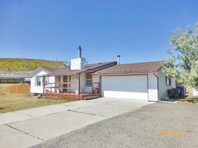 Kemmerer Single Family Home For Sale: 2285 Aspen Springs Rd (Cr 319)