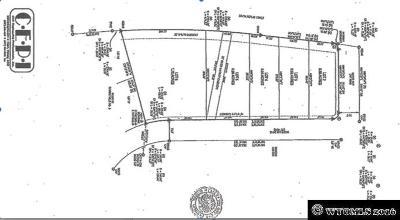 Casper Residential Lots & Land For Sale: 1761 Goodstein