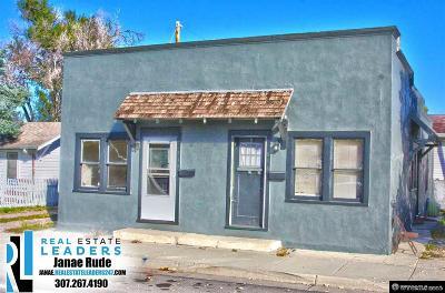 Casper Multi Family Home For Sale: 816 W 13th Street