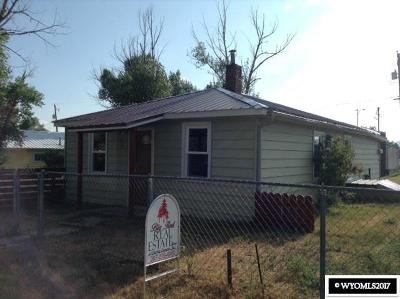 La Barge Single Family Home For Sale: 140 Blake