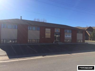 Green River Commercial For Sale: 20 Shoshone Ave