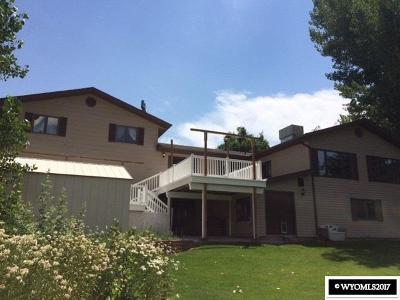 Casper Single Family Home For Sale: 112 Magnolia