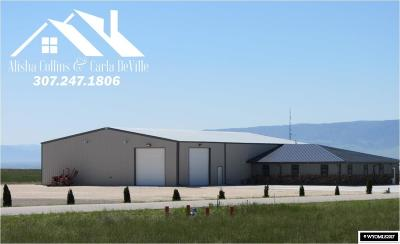 Casper Commercial For Sale: 5189 Wardwell Industrial