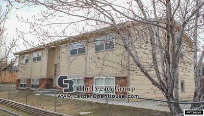 Casper Multi Family Home For Sale: 811 E 25th