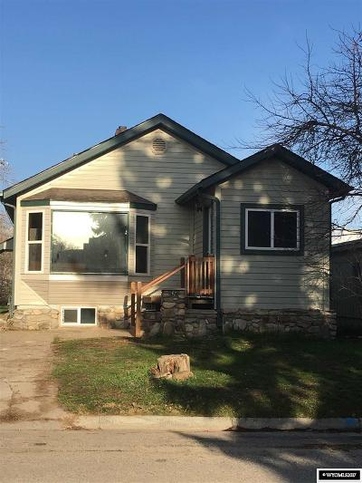 Buffalo Single Family Home For Sale: 88 N Carrington
