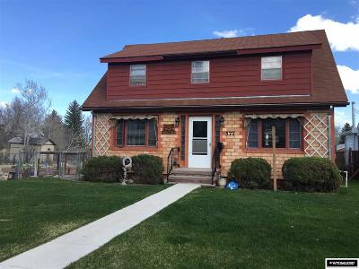 Buffalo Single Family Home For Sale: 577 N Burritt