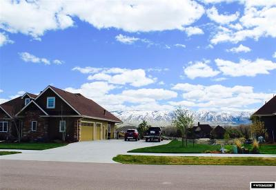 Casper Residential Lots & Land For Sale: 6040 River's Gate