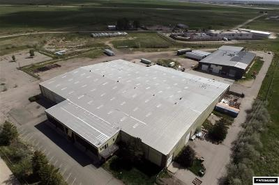 Casper Commercial For Sale: 3283 N 9 Mile