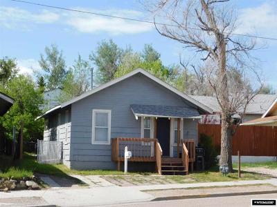 Casper Single Family Home For Sale: 1235 W Collins