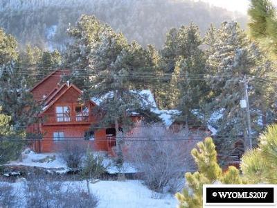 Casper Single Family Home For Sale: 2713 Garden Creek